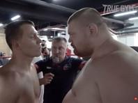 Боец-националист Дацик сломал на ринге своему сопернику обе руки (ВИДЕО)