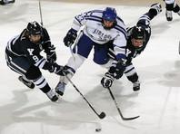 Хоккей - лишь десятый по популярности вид спорта в России