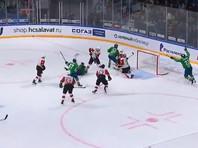 """Хоккеисты """"Салавата Юлаева"""" вернули интригу финалу Восточной конференции КХЛ"""