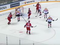 Российские хоккеисты размялись на швейцарцах перед чемпионатом мира