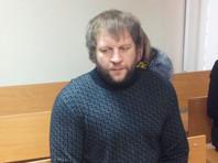Боец Александр Емельяненко получил травмы после падения с велосипеда