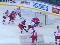 Хоккеисты сборной России завершили выступление в Евротуре победой над чехами
