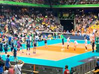 """Волейболисты """"Зенита"""" не смогли в пятый раз подряд стать победителями Лиги чемпионов"""