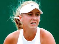 18-летняя Анастасия Потапова победила Ангелику Кербер в первом круге Roland Garros
