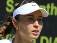 Российская теннисистка поразила зрителей Roland Garros своими бицепсами
