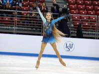 Фигуристка Трусова претендует на титул лучшего молодого спортсмена Европы