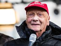 """Легендарный пилот """"Формулы-1"""" Ники Лауда умер на 71-м году жизни"""