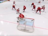 Российские хоккеисты победили швейцарцев на групповом этапе чемпионата мира