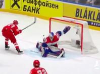 Российские хоккеисты обыграли чехов на чемпионате мира