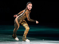 Загитова возглавляет мировой рейтинг фигуристок с 1000-очковым отрывом