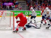 В США сочли абсурдной победную тактику сборной России по хоккею
