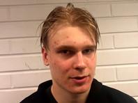 Три шайбы 18-летнего Каапо Какко помогли финнам победить словаков