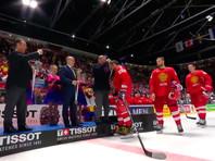 Сборная России выиграла бронзовые награды хоккейного чемпионата мира