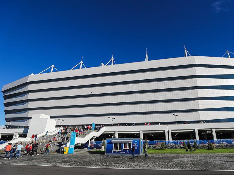 Футболисты сборной России проведут домашний матч отборочного турнира чемпионата Европы 2020 года против команды Казахстана в Калининграде
