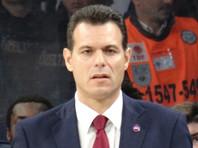 Грек Димитрис Итудис останется у руля баскетбольного ЦСКА