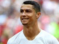 Криштиану Роналду второй год подряд отдали приз за лучший гол в Лиге чемпионов