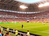 В Саранске состоялся матч отборочного цикла чемпионата Европы, в котором сборная России со счетом 9:0 разгромила команду Сан-Марино