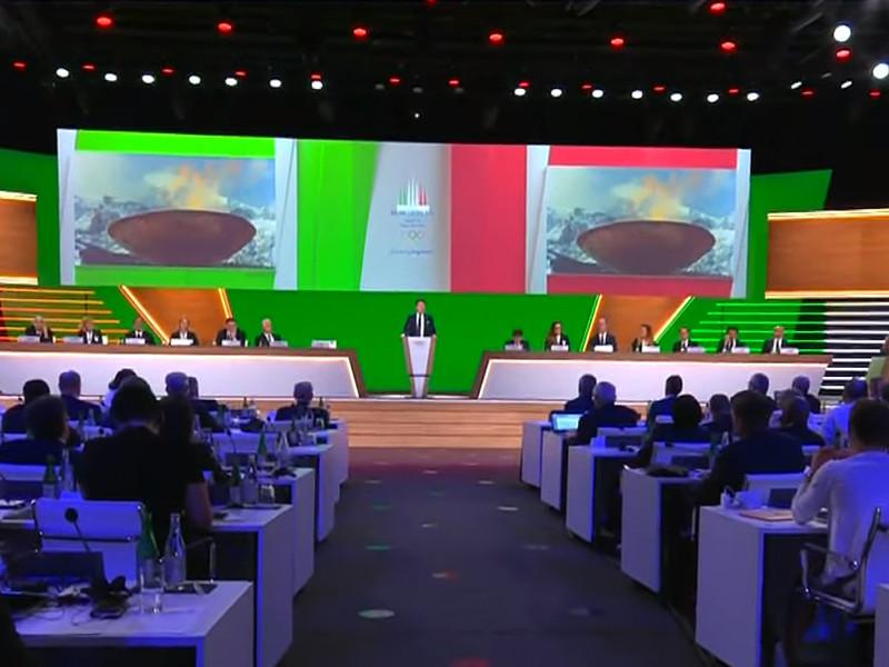 Зимние Олимпийские и Паралимпийские игры 2026 года пройдут в итальянских городах Милан и Кортина-д'Ампеццо. Соответствующее решение было принято в ходе голосования на 134-й сессии Международного олимпийского комитета (МОК) в Лозанне