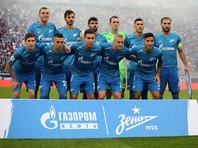 """Питерский """"Зенит"""" вошел в двадцатку лучших футбольных команд Европы"""