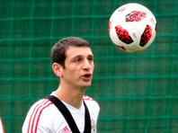 ЦСКА продлил контракт с полузащитником Аланом Дзагоевым