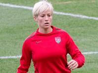 Американская футболистка заявила, что чемпионат мира нельзя выиграть без гомосексуалистов