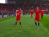 Португальские футболисты стали победителями первого розыгрыша Лиги наций УЕФА