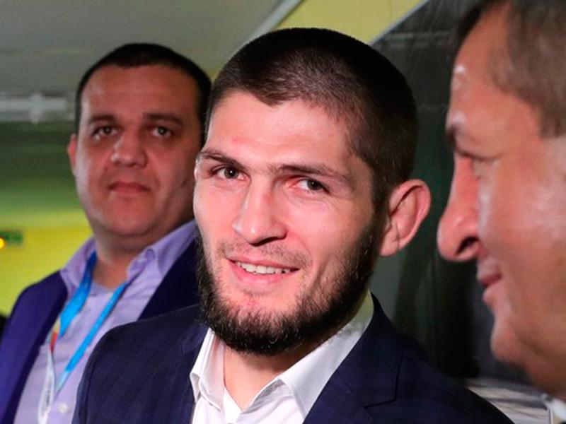 Хабиб подписал новый контракт с UFC и проведет бой в Абу-Даби