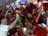 """""""Ливерпуль"""" победил """"Тоттенхэм"""" в финале Лиги чемпионов"""