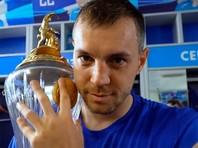 Дзюбу объявили лучшим футболистом сезона, Семака - лучшим тренером