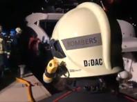 Бывшего боксера Владимира Кличко спасли с горящей яхты в Испании