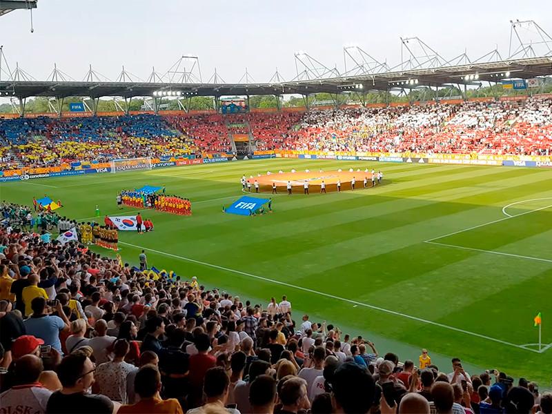 Украинцы выиграли чемпионат мира для футболистов не старше 20 лет