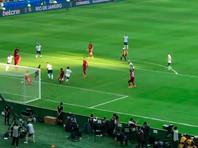 Команды Аргентины и Чили стали полуфиналистами Кубка Америки