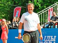 Евгений Кафельников введен в Международный зал теннисной славы