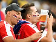В Госдуму внесен законопроект о возвращении пива на футбольные стадионы