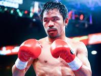 40-летний боксер Мэнни Пакьяо вновь стал чемпионом мира
