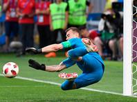 Акинфеев исключил возможность возвращения в сборную России