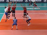 Российские волейболисты защитили титул чемпионов Лиги наций