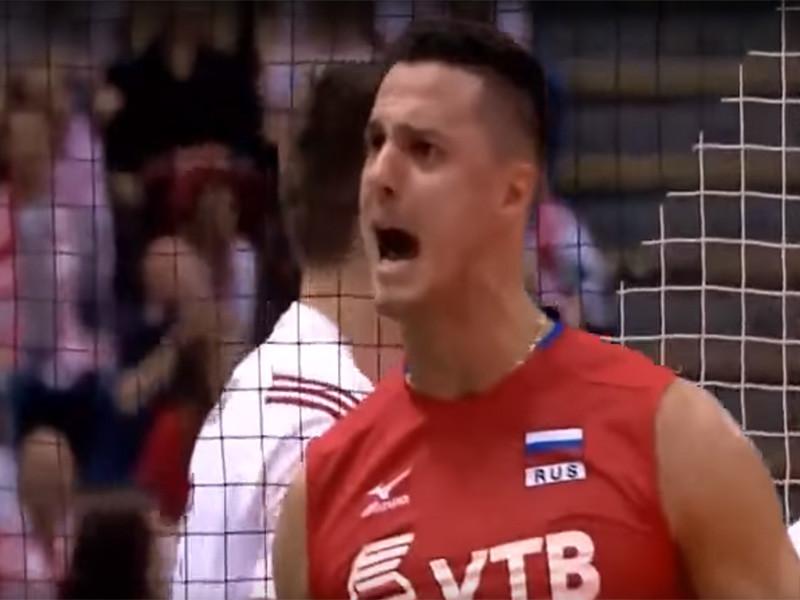 Бывший волейболист сборной России Павел Мороз дисквалифицирован за кокаин