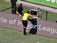 VAR полностью заработает на матчах РПЛ не раньше второго круга