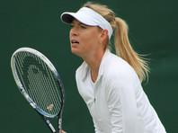 На прошедшем Уимблдоне Мария не смогла доиграть матч первого круга против француженки Полин Пармантье из-за травмы запястья. Позднее пятикратная чемпионка турниров Большого шлема заявила, что надеется сыграть на US Open, несмотря на полученное повреждение