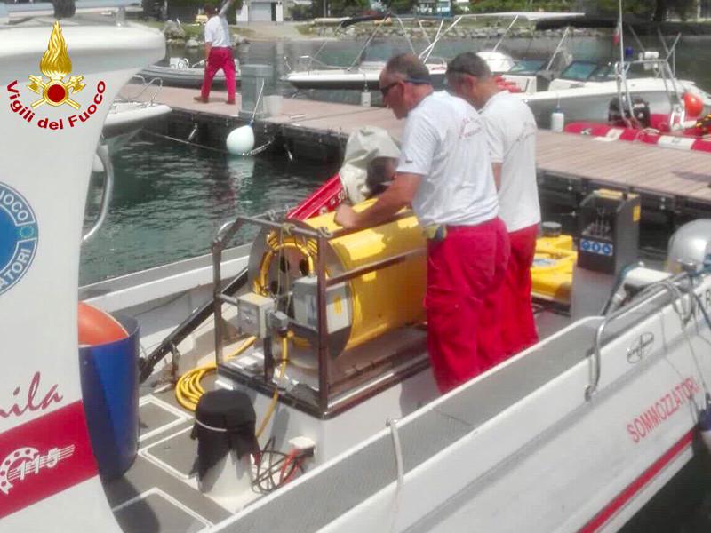 На дне озера Комо найдено тело футболистки сборной Швейцарии