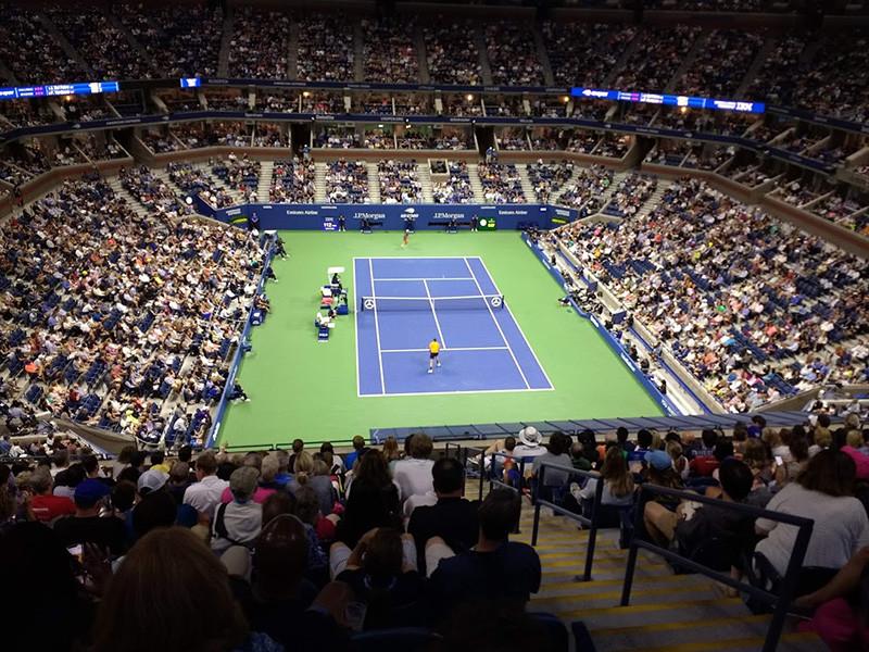 Организаторы последнего в этом сезоне турнира Большого шлема - Открытого чемпионата США по теннису - объявили об очередном рекордном увеличении призового фонда. Впервые в истории тенниса он превысит 57 миллионов долларов