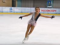 Восхвалявшая допинг юная фигуристка перешла под знамена Украины
