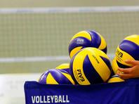 Российские волейболисты вышли в полуфинал Лиги наций