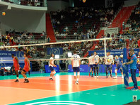 Российские волейболисты в шаге от олимпийской путевки в Токио