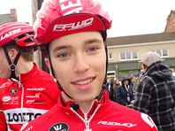 22-летний бельгийский велогонщик скончался после столкновения с бетонной трубой
