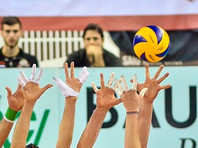Российские волейболисты победно начали олимпийский отборочный турнир