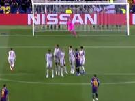 """Гол Месси в ворота """"Ливерпуля"""" признан УЕФА лучшим в сезоне"""