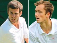 Теннисисты Медведев и Хачанов встретятся в полуфинале монреальского турнира
