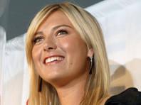 Мария Шарапова - седьмая в списке самых высокооплачиваемых спортсменок мира от Forbes